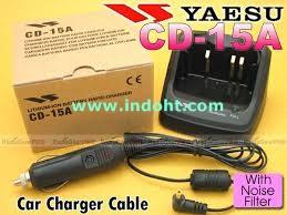 Charger Yaesu CD-15A