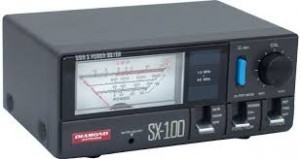 SWR Meter Diamond SX-100