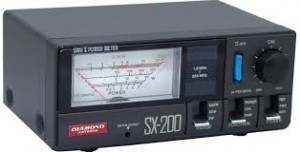 SWR Meter Diamond SX-200
