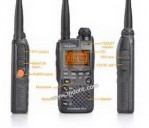 Jual Handy Talky Terkecil HT YAESU VX-3R Single Band Modulasi Jernih Bebas Noise
