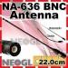 Antena NAGOYA NA-636 BNC