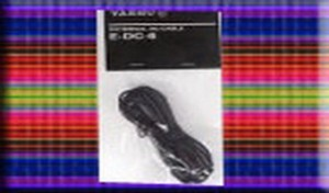 Yaesu EDC-6