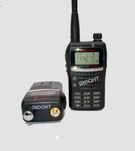 Radio Komunikasi Dua Arah HT Weierwei-VEV-V8-Plus Single Band VHF Suara Jernih