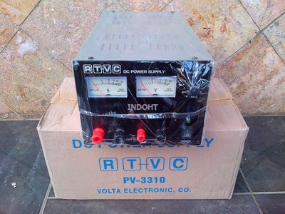 jual power supply RTVC 30A