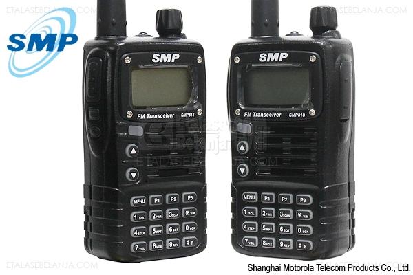Jual HT Motorola SMP 818 SMP 468 Jual Handy Talky Motorola Harga Murah