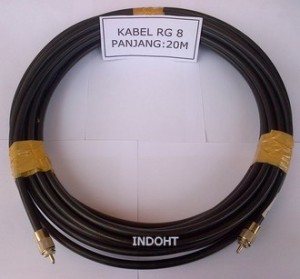 Kabel RG8 20M Murah