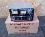 Power Supply RTVC 40A