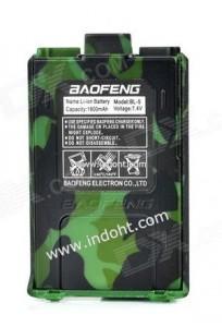 Baterai HT Baofeng  Army / Loreng