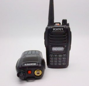 HT VOXTER V-35 Single Band VHF