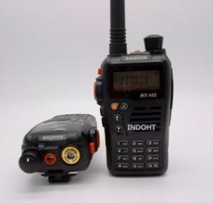 Radio Komunikasi Jual HT Radion RT-101 Single Band VHF Power 5Watt Produk Taiwan Garansi 2 Tahun