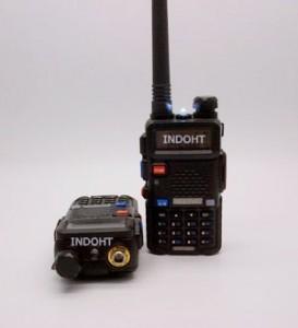 Weierwei-UV-5R Dualband VHF/UHF
