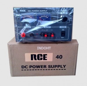 Power Supply RCE 40AM