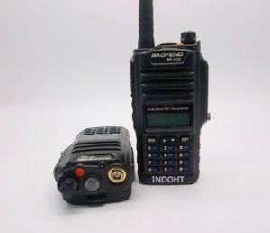 Handy Talky Bagus HT Baofeng BF-A58 IP57 Waterproof Dual Band VHF/UHF