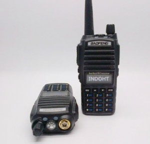 HT Baofeng UV-82 Dual band VHF/UHF