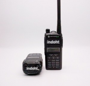 Motorola CP1660 Single Band VHF/UHF