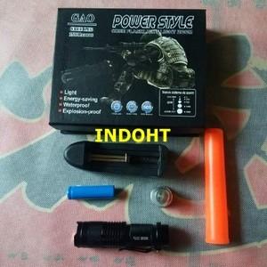 Senter Mini Police 98.000w kode C-686