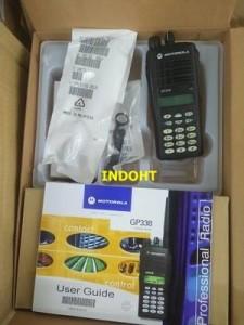 Handy Talky Motorola HT Motorola Gp338 VHF/UHF Harag Murah
