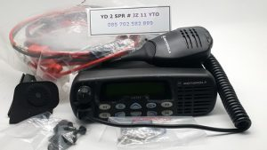 Radio motorola gm338 vhf/45 Watt Second Mulus