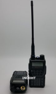 Radio Weierwei VEV 700WP VHF/UHF Dual Band Waterproof
