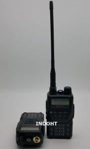 Radio Weierwei VEV 700WP VHF/UHF Dual Band Waterproof