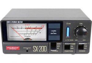 SWR Meter Diamond SX-200 Original