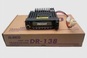 Alinco DR 138 Single Band VHF